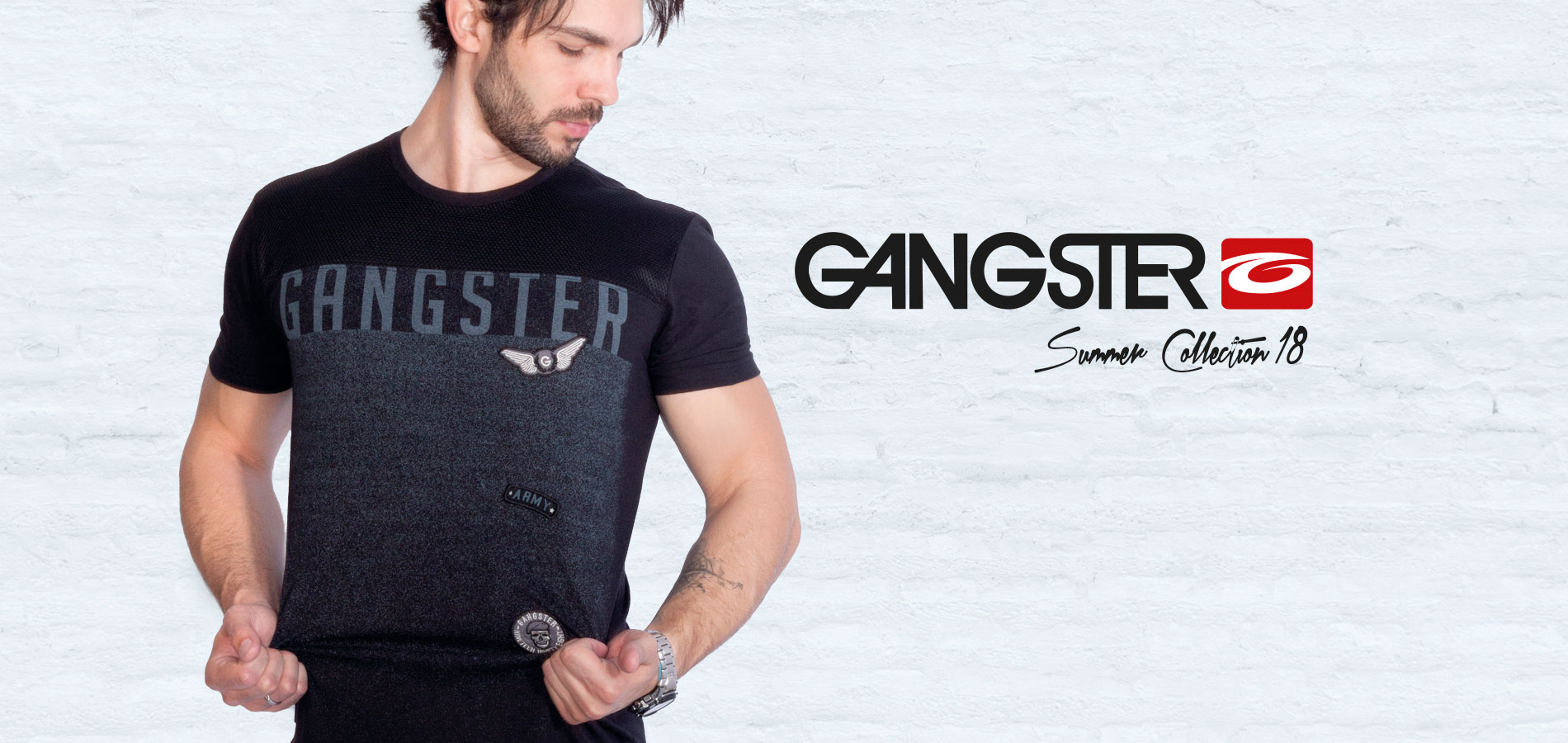 Gangster 2018 Summer Collection